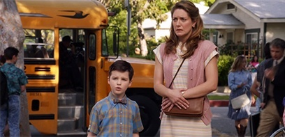 Young Sheldon : trailer pour le spin-off de The Big Bang Theory